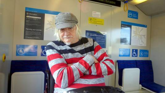 Grant On The Train 2006