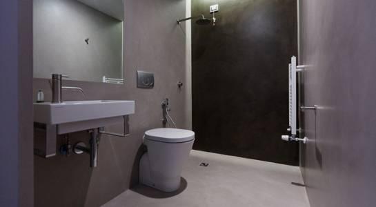 Italy Rome Urben Design Suites.it Bathroom 2
