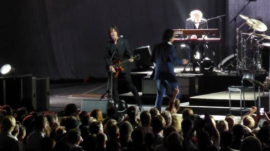 Nick Cave Concert @ Music Bowl Melbourne 2017-010