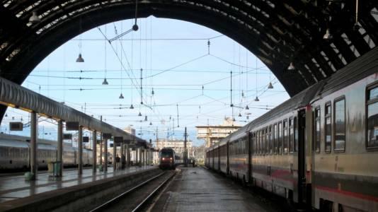 Paris Zurich Milano Train-9