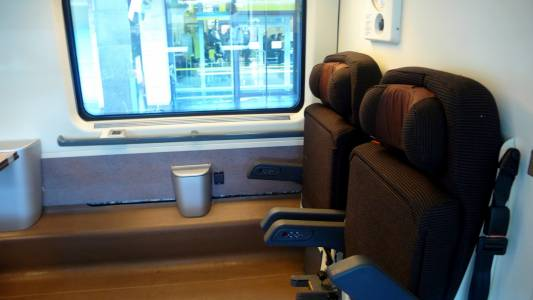 Rome to Florence Train (6)