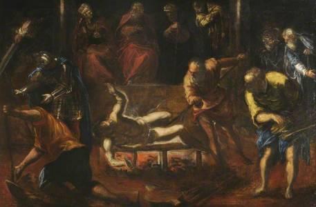 San Lorenzo Tintoretto