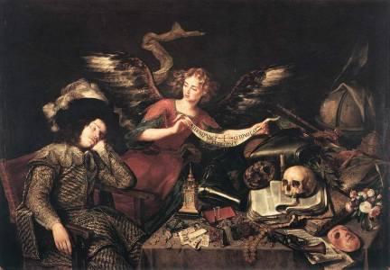Antonio de Pereda y Salgado The Knight's Dream