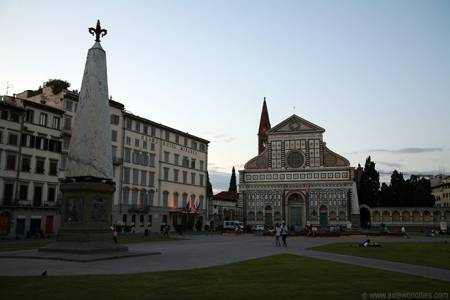 Piazza-di-santa-maria-novella-florence
